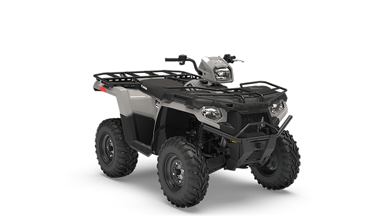 svg royalty free  polaris sportsman h. Vector 500 4wd 500cc