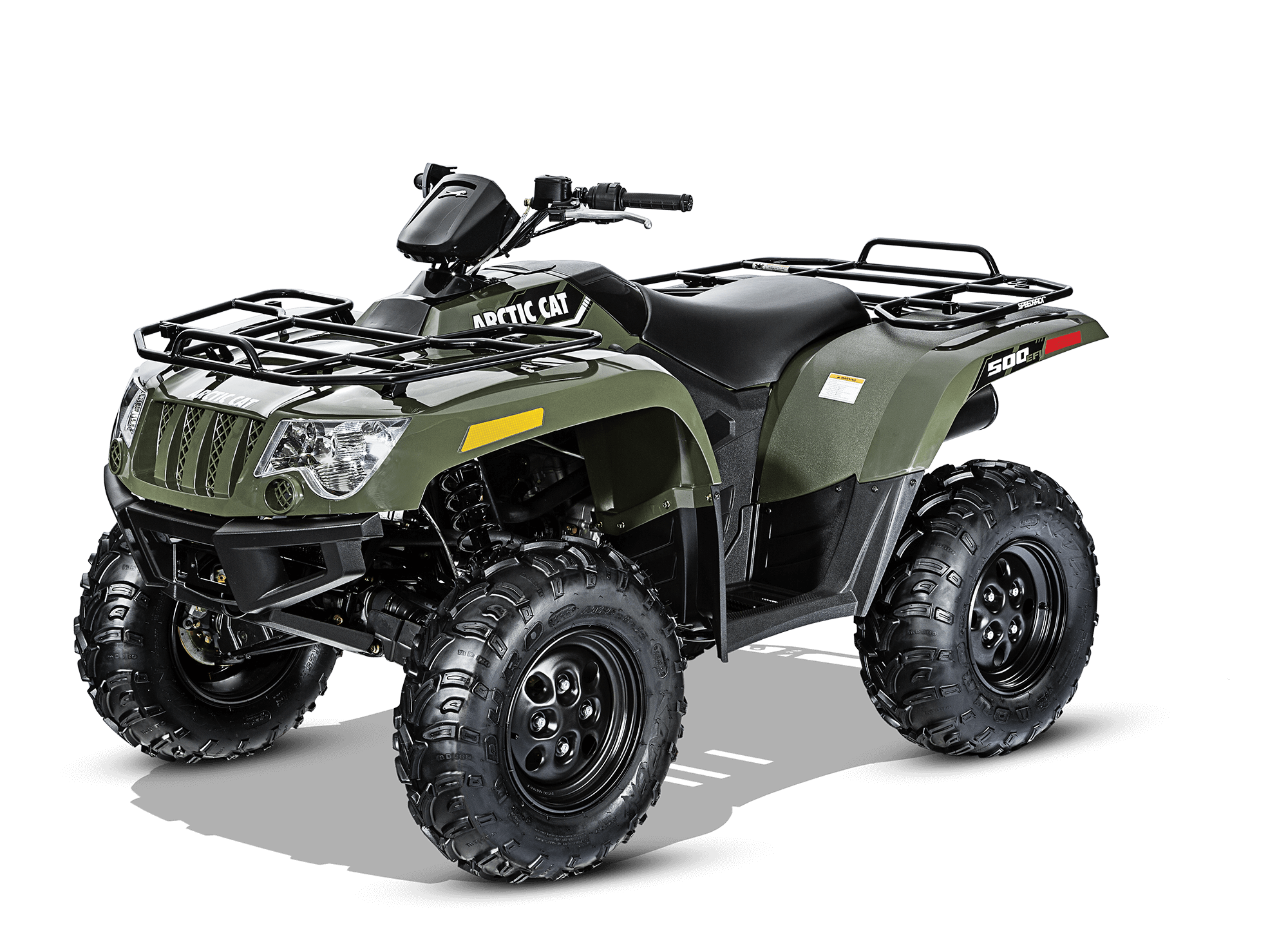 svg freeuse Vector 500 4wd winch.  arctic cat