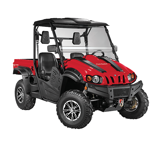 banner library Challenger specifications utility vehicles. Vector 500 utv