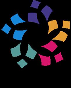 vector royalty free stock colorful star abstract Logo Vector