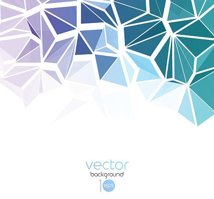 graphic royalty free Vector abstract. Art geometric background with