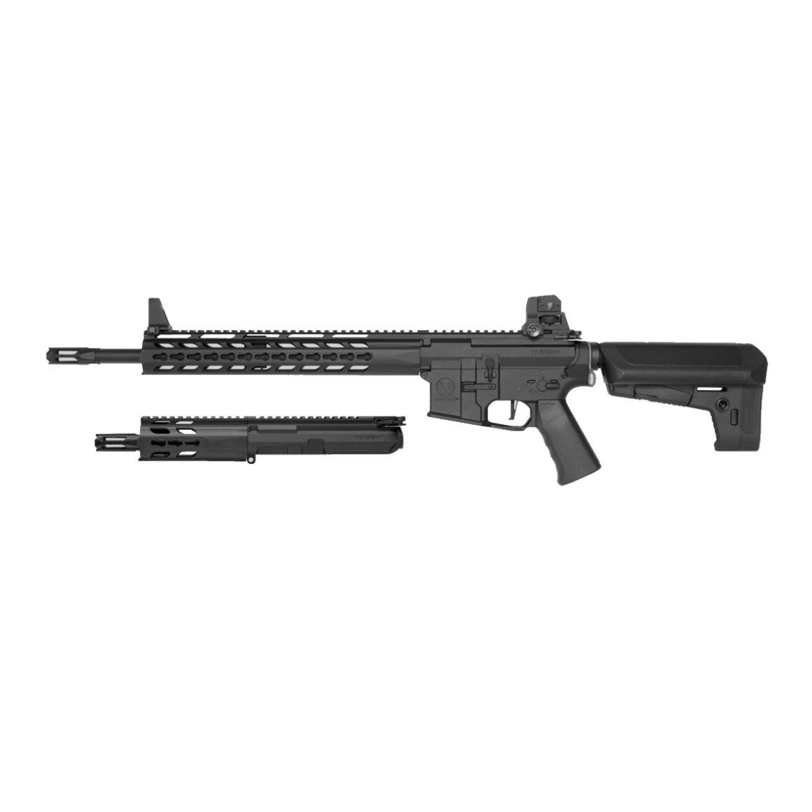 jpg royalty free download Vector carbine krytac. Aegs milwaukee airsoft and