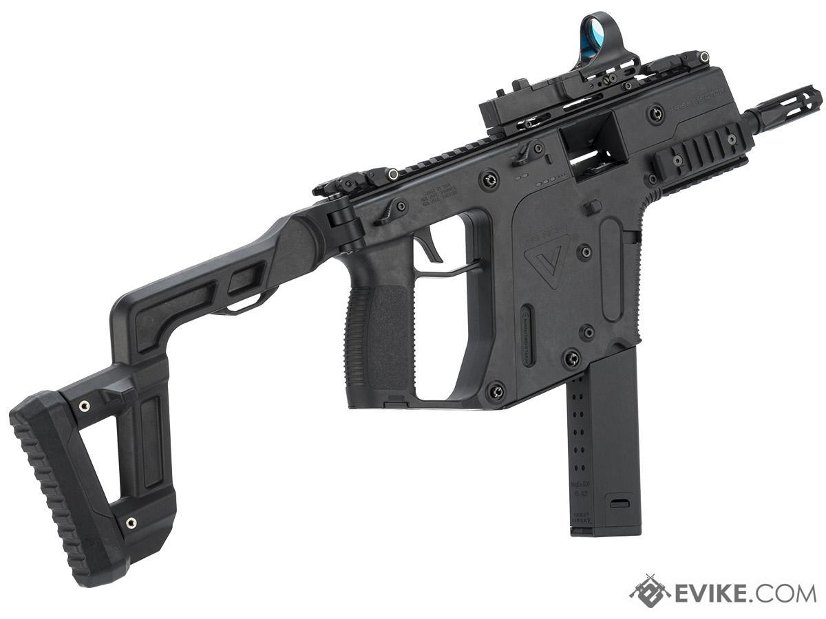 svg library download Vector aeg pistol. Kriss usa licensed airsoft