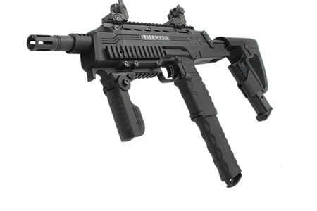 clip art royalty free stock kriss vector paintball gun