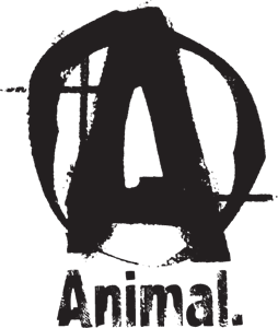 picture freeuse download Vector emblem animal. Logo ai free download