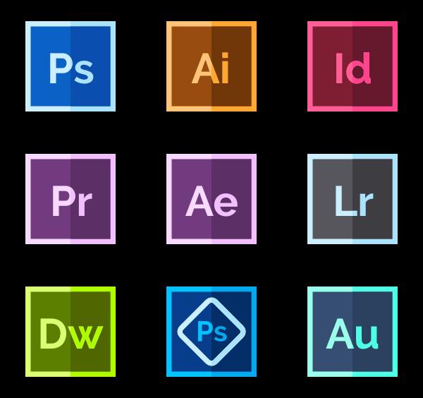 clip art freeuse stock Vector button illustrator. Adobe icons free logos