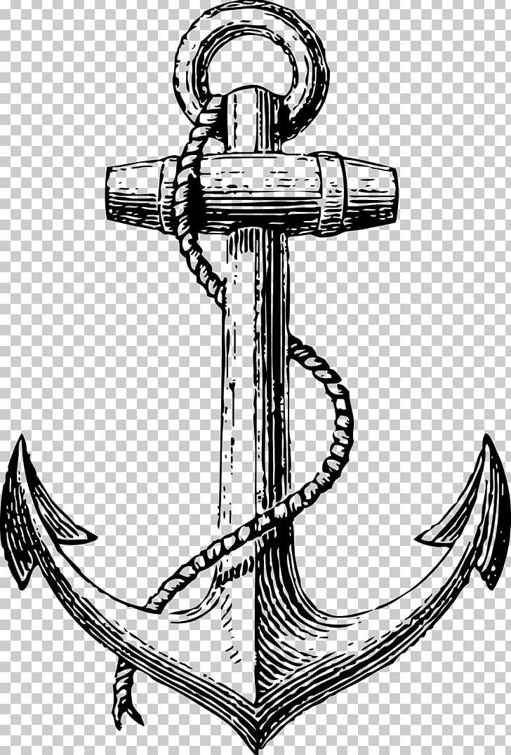 free Vector anchors ancor. Anchor drawing png clipart