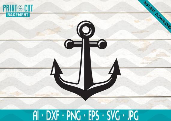 clipart royalty free stock Vector anchors boat anchor. Sailboat water life ocean