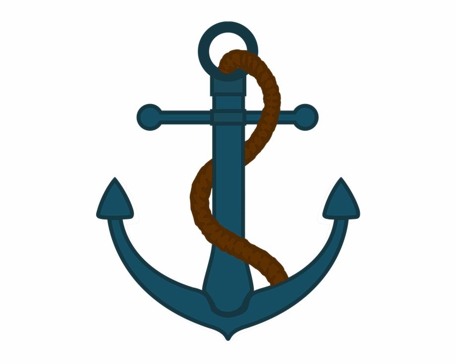 clipart freeuse Vector anchors ocean. Anchor ship nautical marine