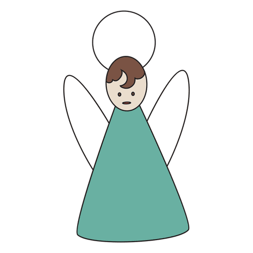 banner library Vector angel cartoon. Blue icon transparent png