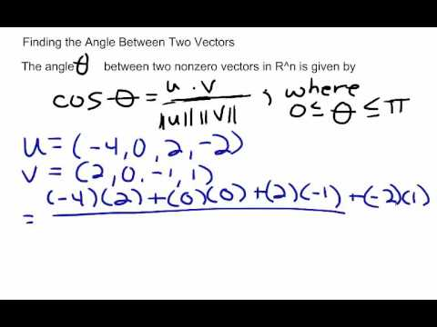 png freeuse download Vector angles algebraic. Linear algebra finding the