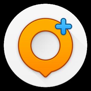 banner free stock Maps gps navigation osmand. Vector apk full