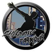 png royalty free stock Vector apk parkour. Shadow download free arcade