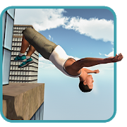 jpg black and white library Real stunts simulator download. Vector apk parkour