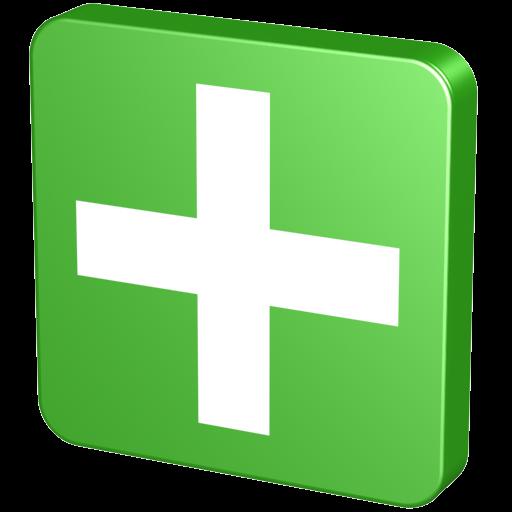 clip art Free d social icons. Vector append button