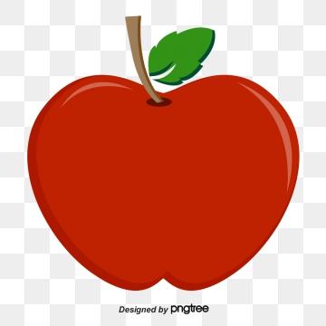 clip art freeuse download Vector apples background. Apple fruit png psd