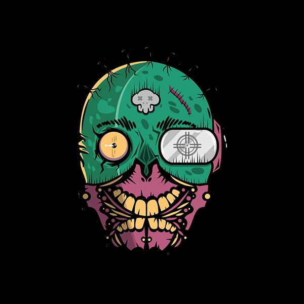 svg transparent Zombiefy on Behance