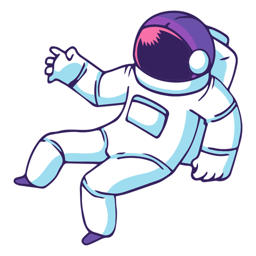 clip art Space astronaut cartoon transparent. Universe vector luar angkasa
