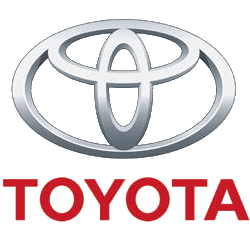 clipart black and white library Toyota