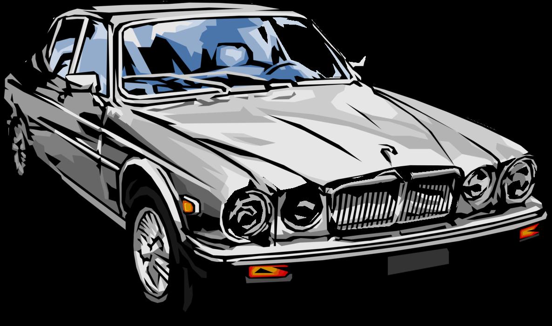 svg Luxury Jaguar Motor Car