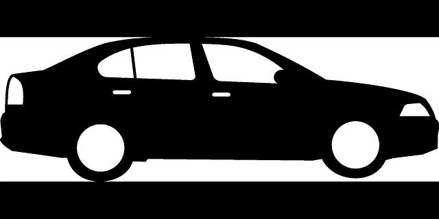 transparent family car black