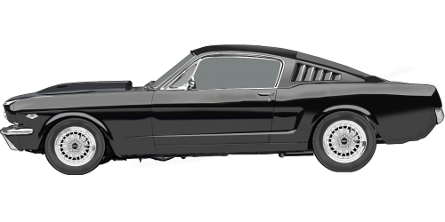 svg royalty free stock Ford mustang