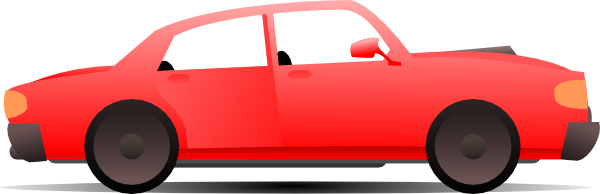 png royalty free download Red Car Clip Art at Clker