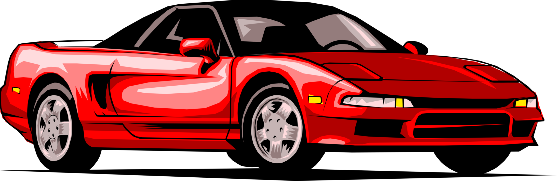 vector library library Sports Car Motor Vehicle