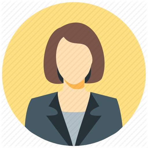 picture freeuse download Vector avatar circle. Avatars by jraoui chihab