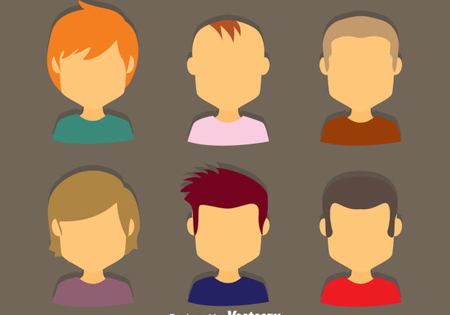 svg free Vector avatar default. Male free download cannypic