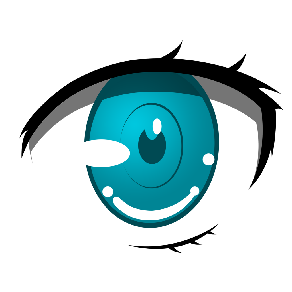 picture download Vector avatar eye.  crying anime eyes