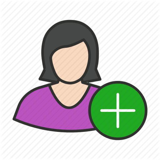 transparent library Vector avatar generic. Users starter colored by