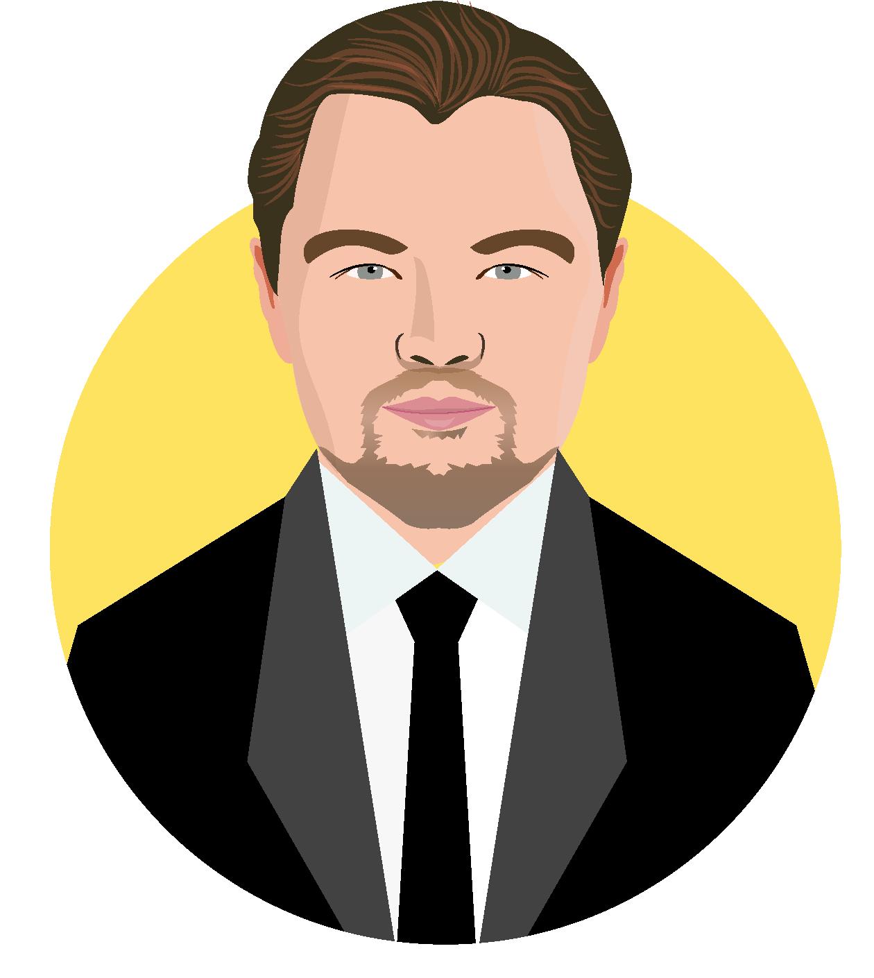 png transparent library Vector avatar minimal. Draw unique flat portrait
