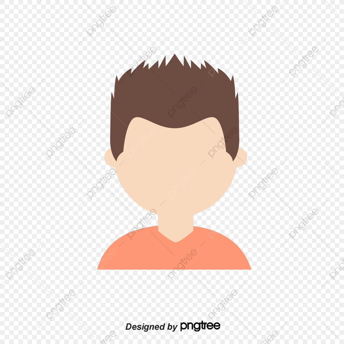 png free Vector avatar student. College clipart cartoon png