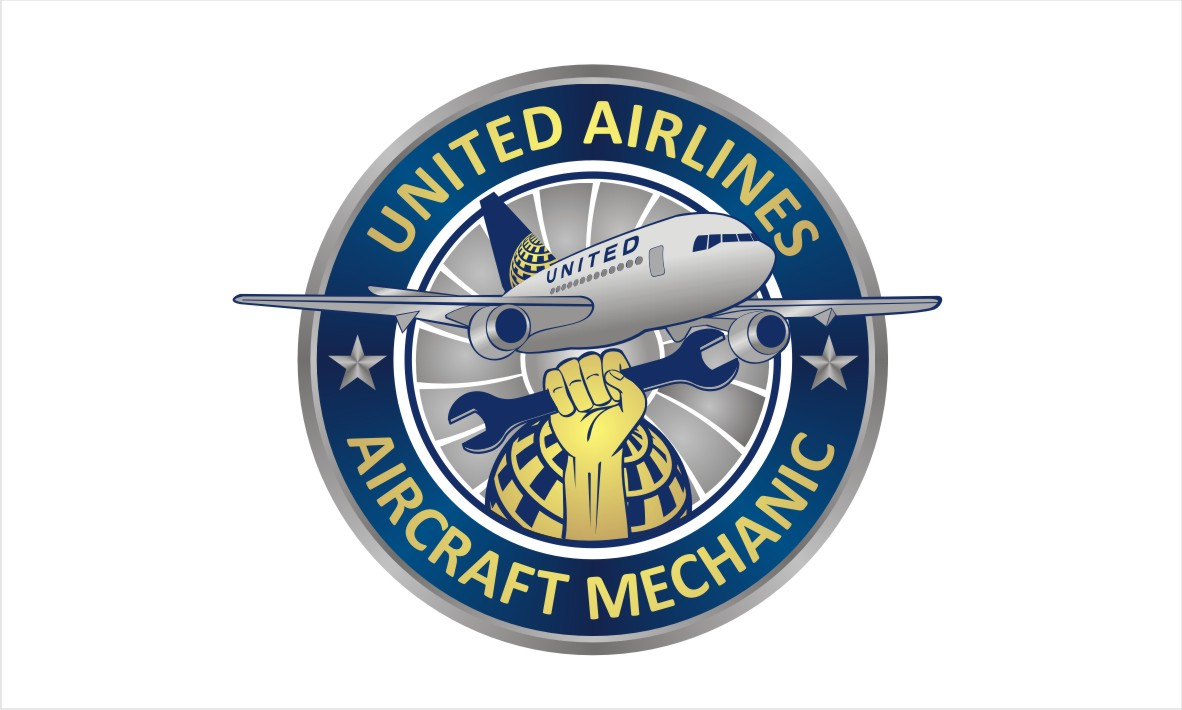picture free download Designcontest united airlines . Vector aviation aircraft mechanic