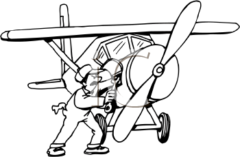 svg free library Vector aviation aircraft mechanic. Clip art currently popular