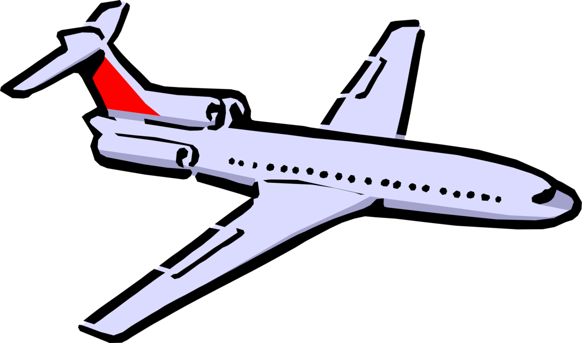 picture download Vector aviation airplane. Jet aircraft in flight