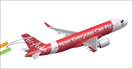 graphic transparent library Govt clears airasia tata. Vector aviation asia