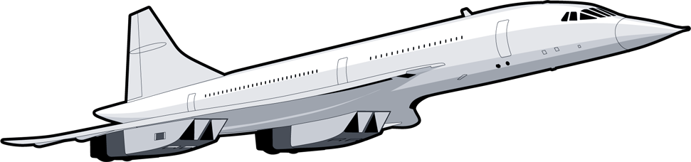 banner free download By boeingboeing on deviantart. Vector aviation concorde