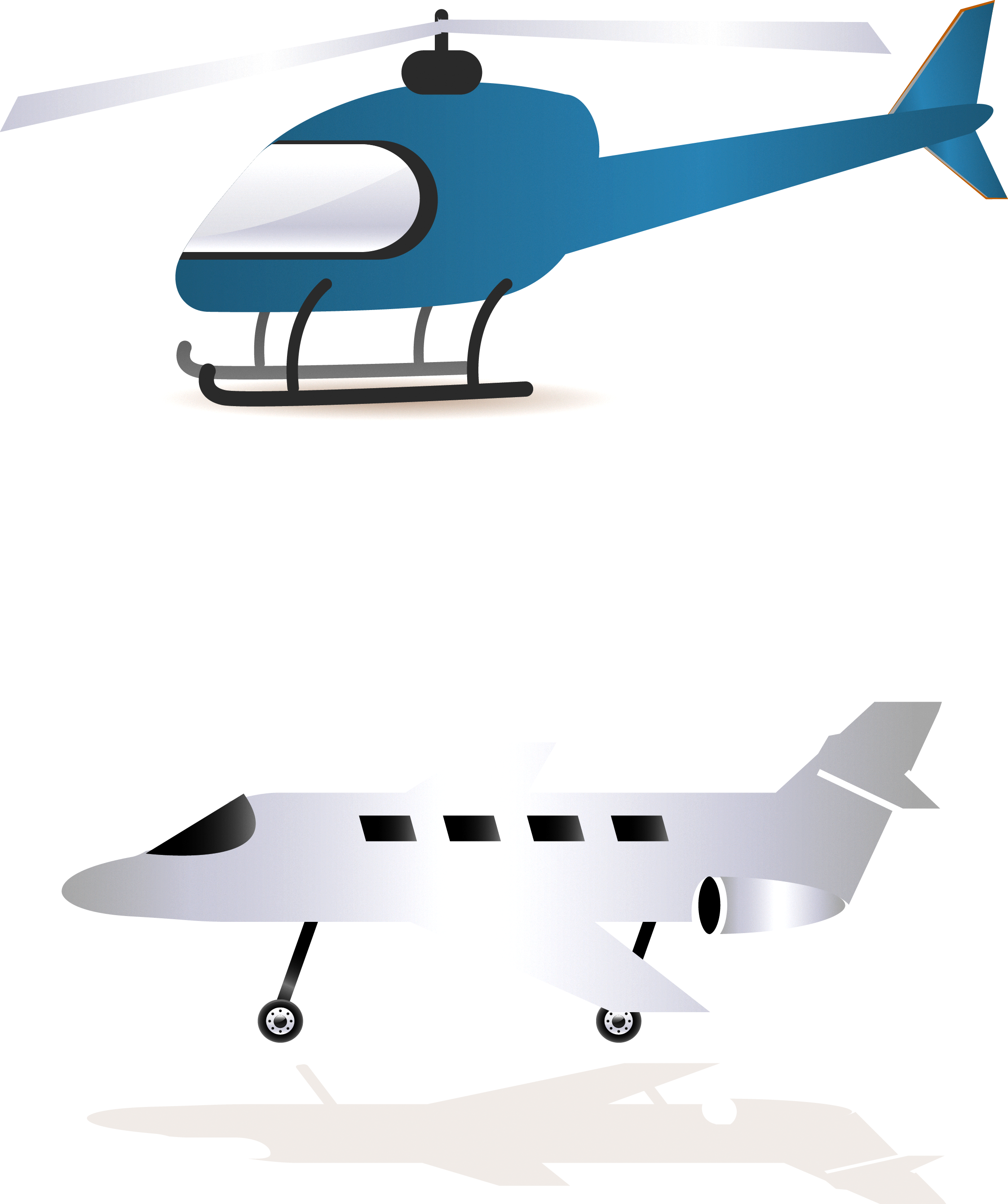 png Helicopter adobe aircraft transprent. Vector aviation illustrator