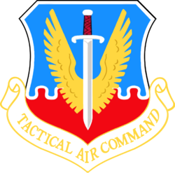 banner stock Tactical air command wikipedia. Vector aviation langley