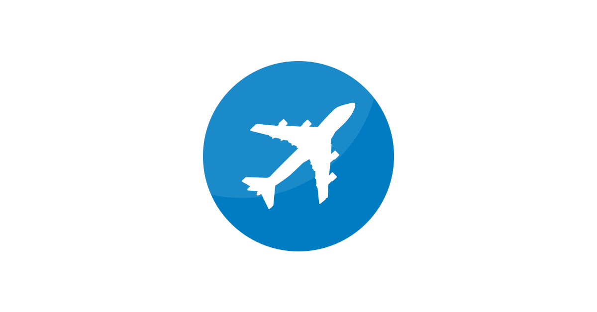 graphic free library Airplane mode icon and. Vector aviation logo