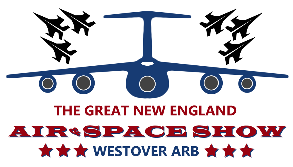 royalty free stock Great new england airshow. Vector aviation space