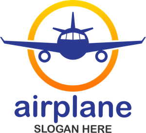 clip art transparent library Air plane Logo Vector