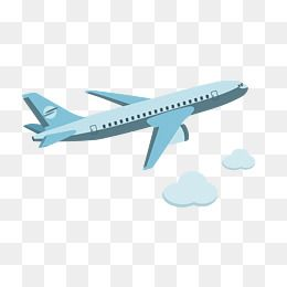 clip art transparent library Flying in the plane. Vector aviation transparent