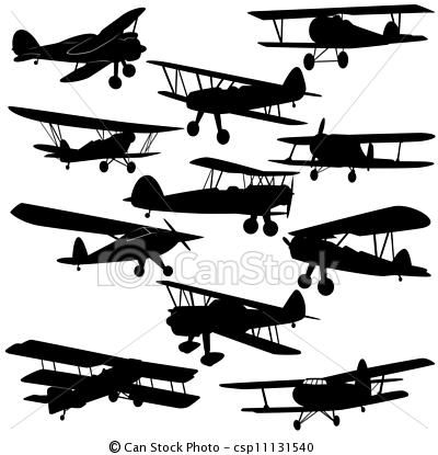 svg black and white download Vector aviation vintage airplane. Eps of aircraft the