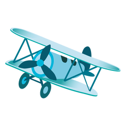 clip transparent Vector aviation vintage airplane. Plane in flight transparent
