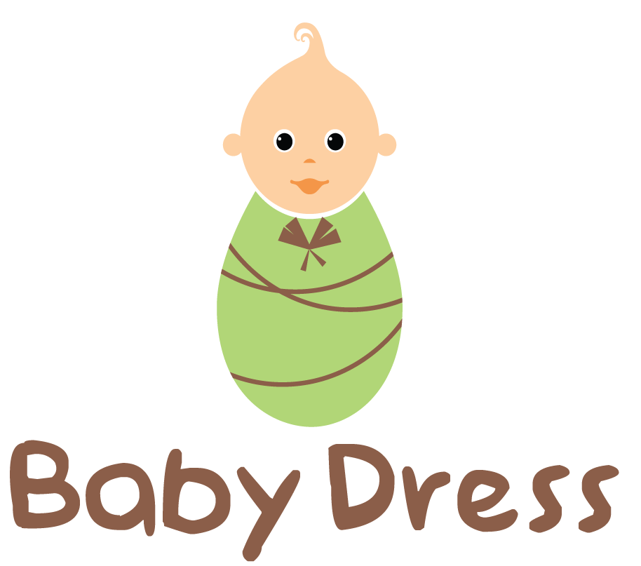 banner royalty free Bab dress brands of. Vector baby