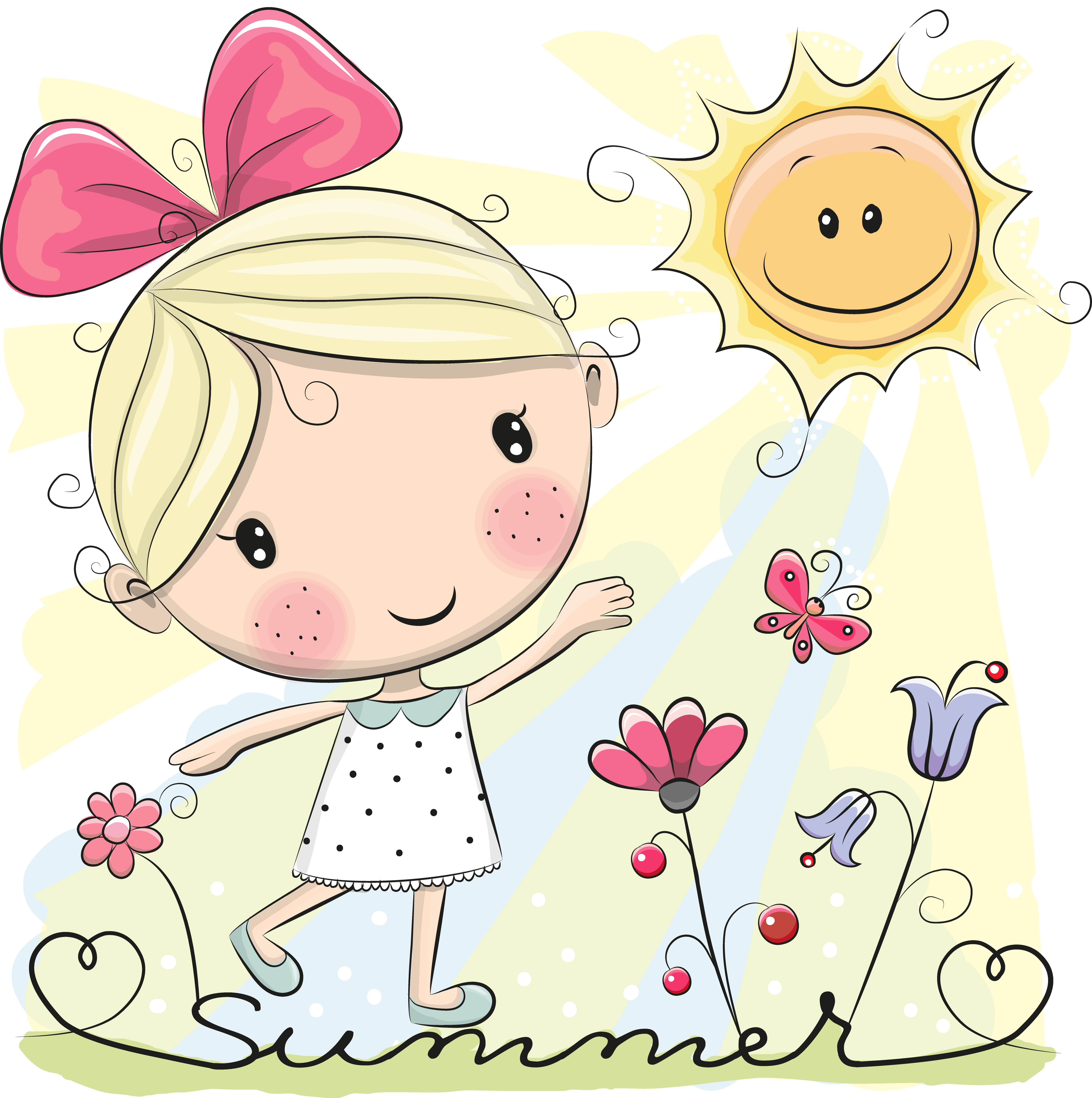 png transparent download Cartoon illustration hand painted. Vector baby emotion
