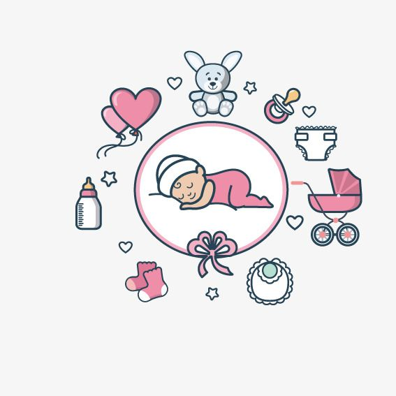 picture library download Vector baby file.  product clipart png